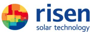 Risen Solar Panels Provided by Perth Solar Direct