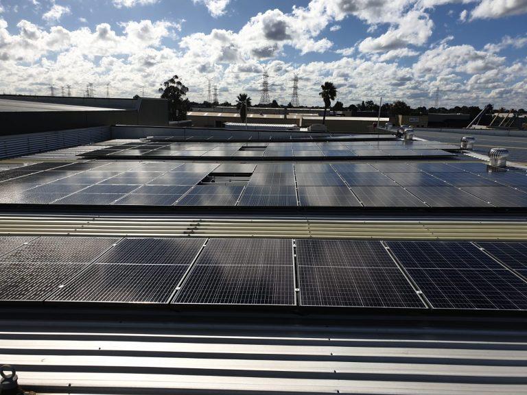 Commercial Solar Panels - Joondalup, WA