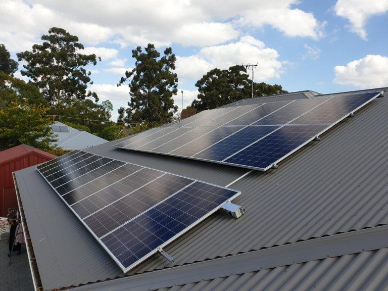Residential Solar Panels - Joondalup, WA