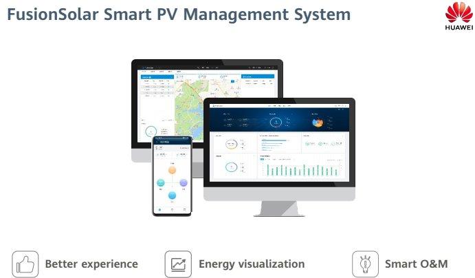Fusion Solar Smart PV Management System - Perth Solar Direct